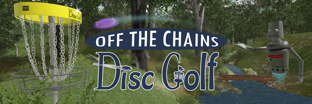 Disc Golf Virtual Reality Game